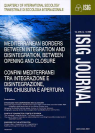 MEDITERRANEAN BORDERS BETWEEN INTEGRATION AND DISINTEGRATION, BETWEEN OPENING AND CLOSURE – VOl. XVIII, N. 1-2
