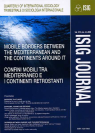 MOBILE BORDERS BETWEEN THE MEDITERRANEAN AND THE CONTINENTS AROUND IT – VOl. XVIII, N. 3-4