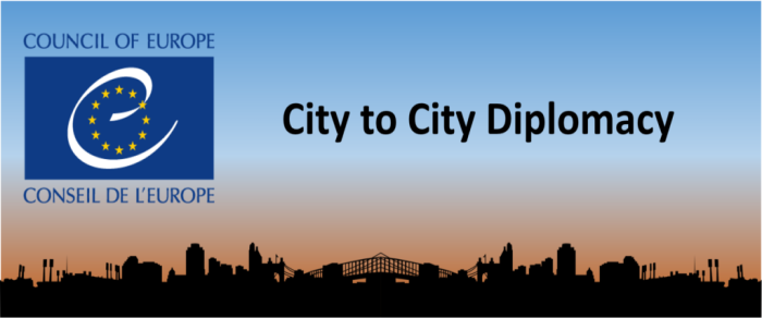 Evento – CITY-TO-CITY DIPLOMACY