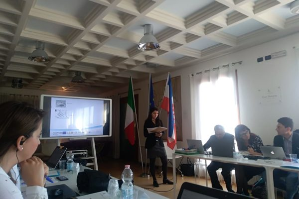 Kick off Meeting del progetto SUTRA