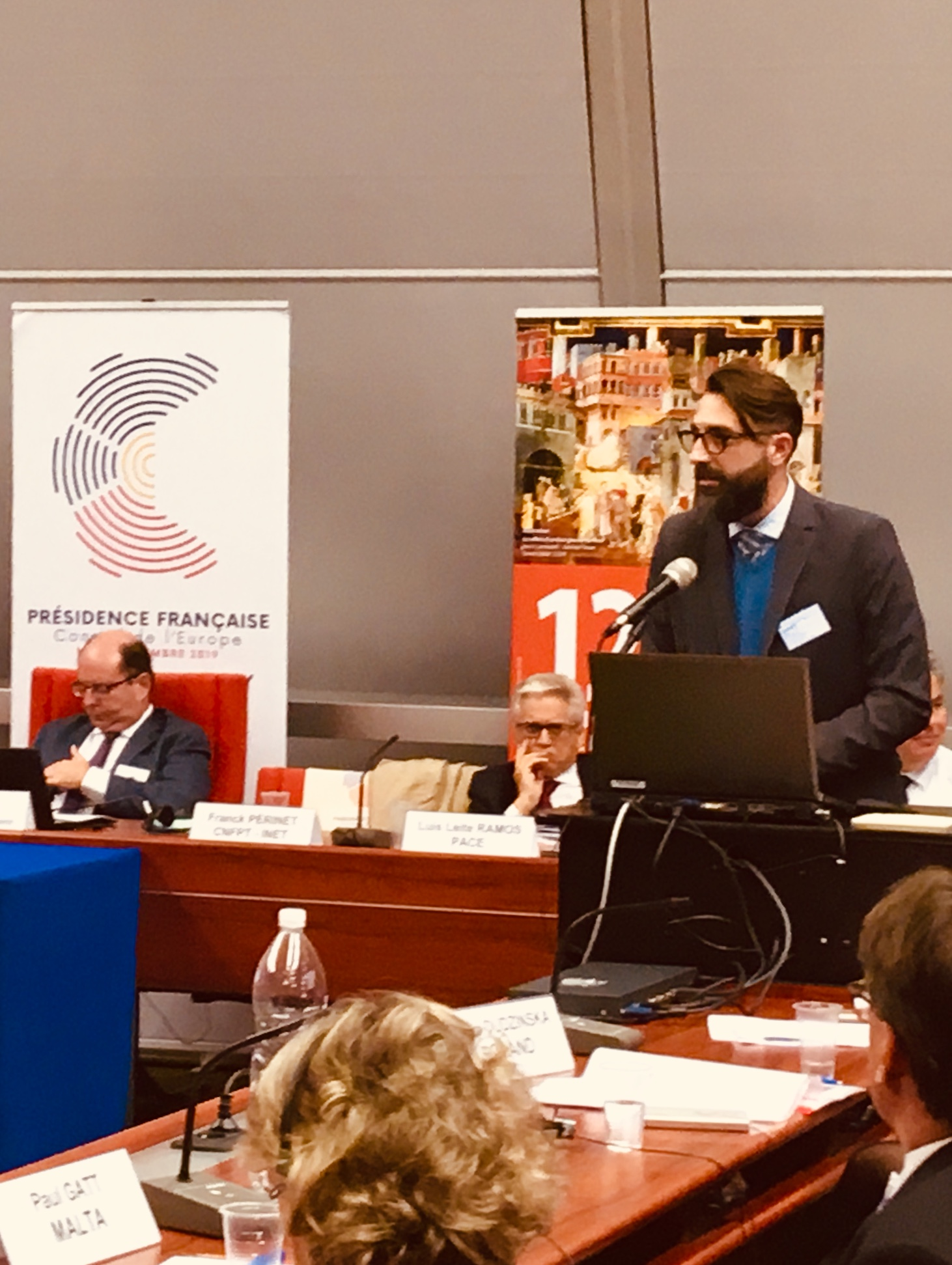 """International Conference on """"The Twelve Principles of Good Governance and the European Label of Governance Excellence"""""""