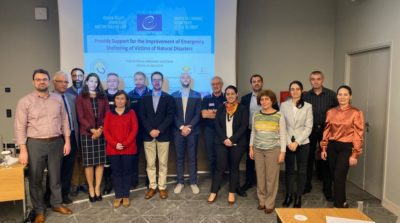 Peer Review for Emergency Sheltering in Greece