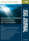 CROSS-BORDER CO-OPERATION, LOCAL DEVELOPMENT AND THE ENVIRONMENT (COOPERAZIONE TRANSFRONTALIERA, SVILUPPO LOCALE E AMBIENTALE) – VOL. XX, 1