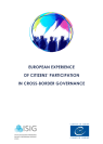 EUROPEAN EXPERIENCE OF CITIZENS' PARTICIPATION IN CROSS-BORDER GOVERNANCE