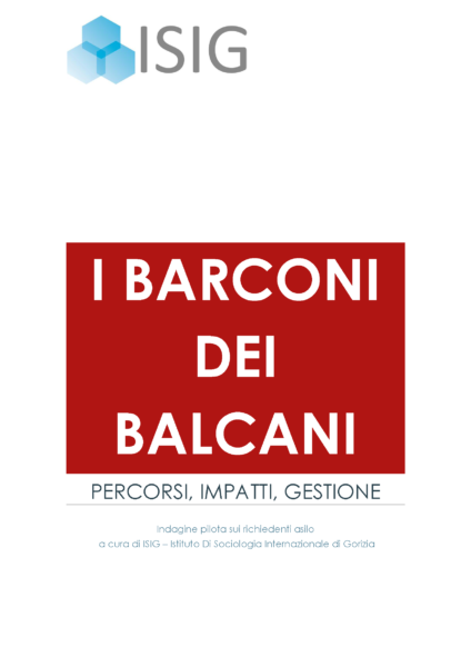 I Barconi dei Balcani (The Hope-boats of the Balkans)