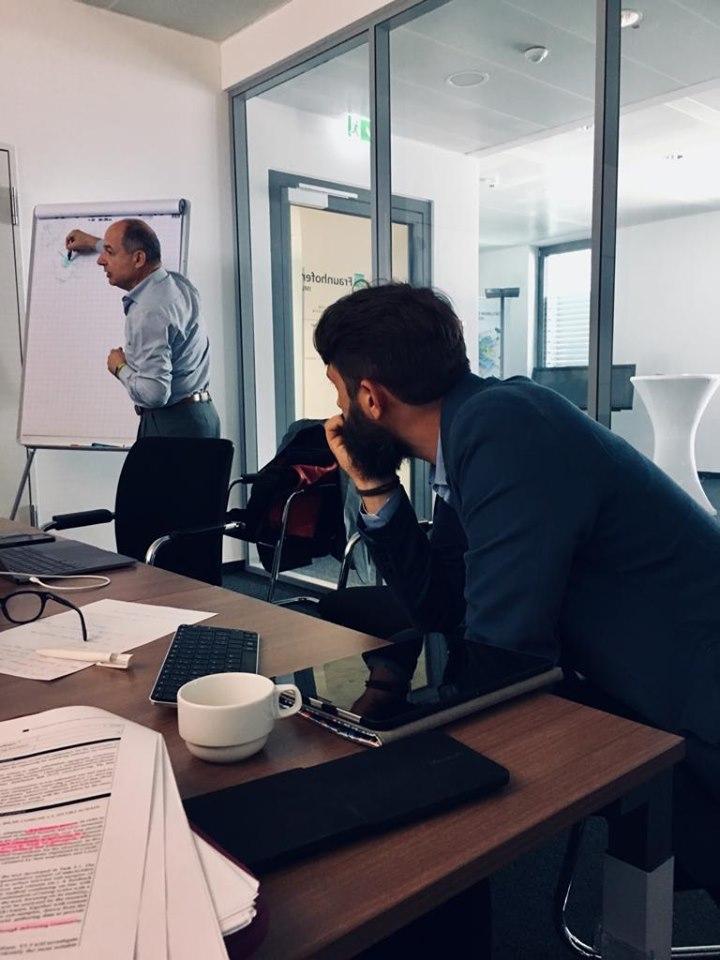 Affrontare i problemi operativi della resilienza al workshop RESILOC WP2