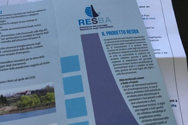 Coordination Meeting del Progetto RESBA