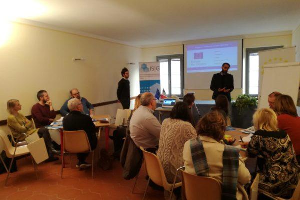 """Partecipiamo in Europa – Primo workshop di progettazione partecipata sul programma """"Europa per i cittadini"""" rivolto agli enti locali"""