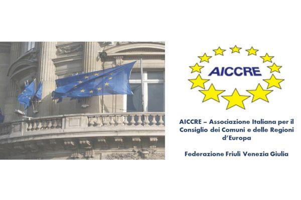 PROGETTO – CONVENZIONE ISIG-AICCRE FVG