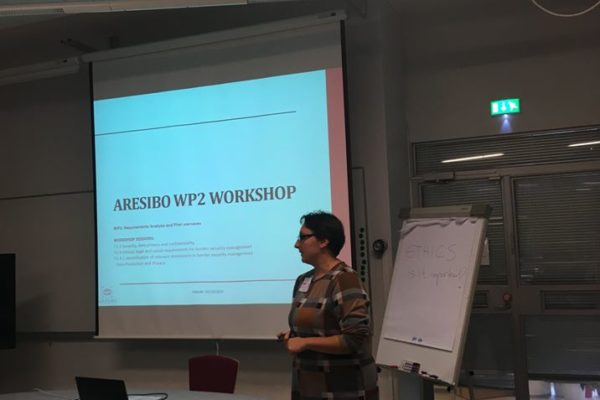 ARESIBO – WP2 End User Requirements Workshop