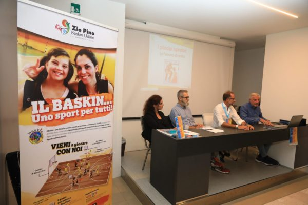 Baskin – sport for everyone (Gorizia in 4 languages)