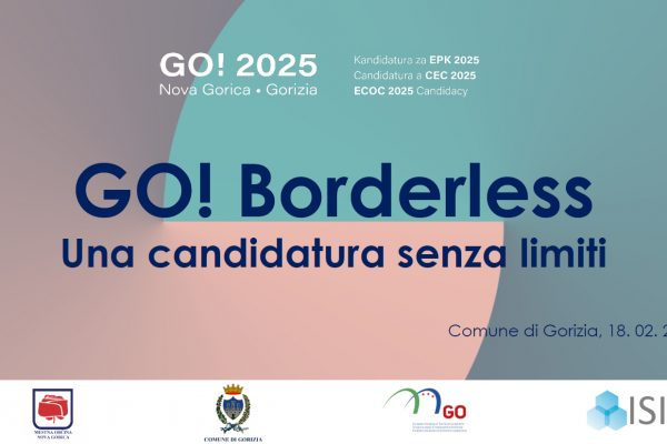 Public presentation of the Bid Book GO! 2025