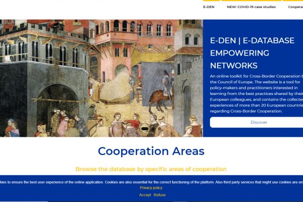 E-DEN – Online Toolkit for Cross-Border Cooperation