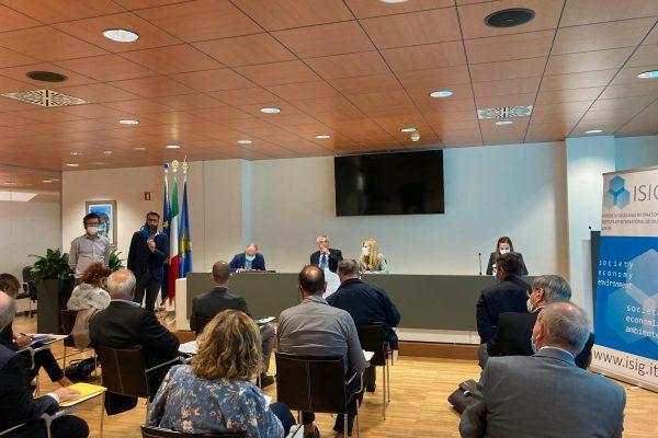 Conferenza stampa di presentazione del programma ELoGE in Friuli Venezia Giulia