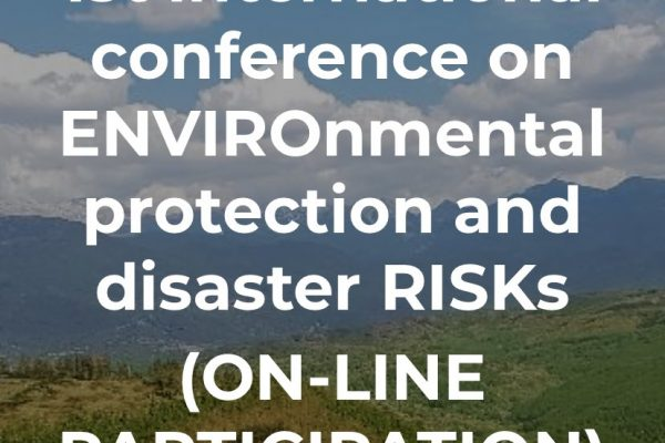 ENVIRORISK Conference – Conference on Environment and Natural Risks