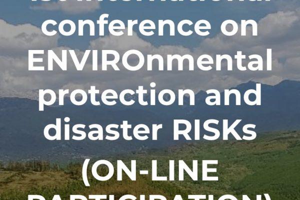 ENVIRORISK Conference – Conferenza su Ambiente e Rischi Naturali