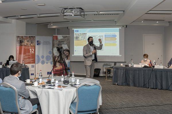 """Workshop basato sulla pratica e sulla metodologia del """"Resilience Building Strategies (ReBuS) Toolkit"""""""